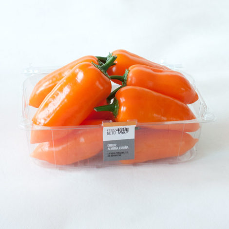 Fresh Aji Amarillo - Peruvian yellow pepper - Productos La Sarita