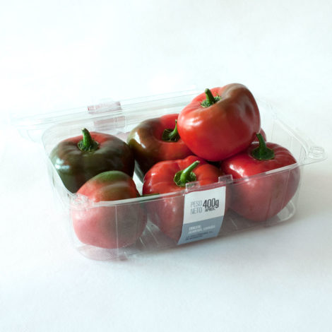 Fresh Rocoto - Peruvian red hot pepper - Productos La Sarita