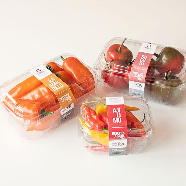 Peruvian fresh products - Productos La Sarita