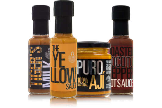 Hot sauces La Sarita - Productos La Sarita