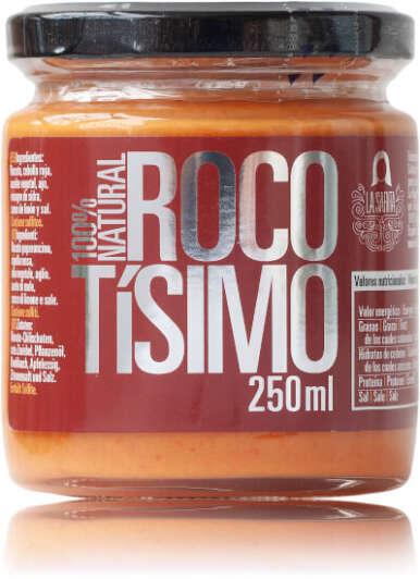 Rocotísimo - Crema de rocoto - Productos La Sarita